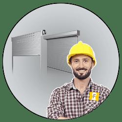 riparazione serrande elettriche Roma